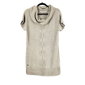 Athleta | Tisbury Cowl Neck Tunic Knit Sweater L